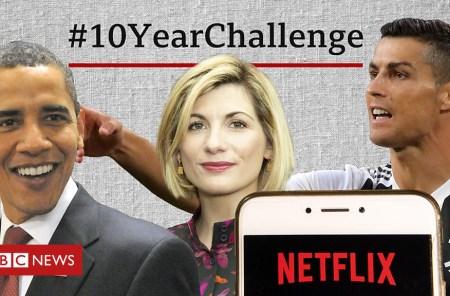 105314971 p06ywdx7 - BBC News takes on the #10YearChallenge