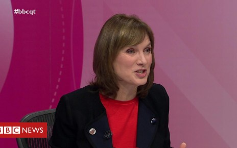 105331758 p06z1437 - Question Time: Fiona Bruce 'happy to clarify' polls remarks