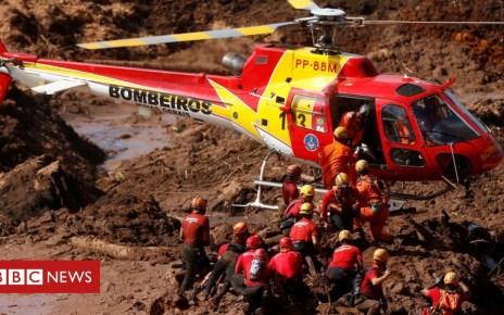 105375826 mediaitem105375823 - Five arrested over Brazil dam collapse