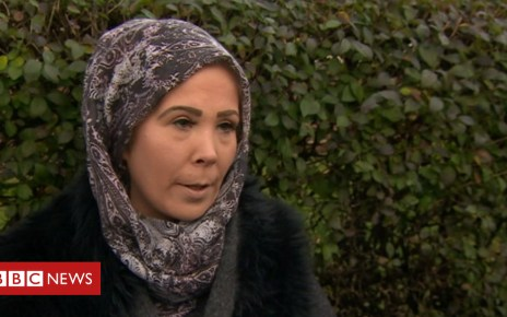 105385105 jan29 mariamahmed - Parents protest over Birmingham school's LGBT equality teaching