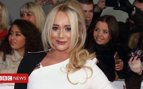 105398503 gettyimages 505925668 - Hollyoaks actress Kirsty-Leigh Porter reveals stillborn birth