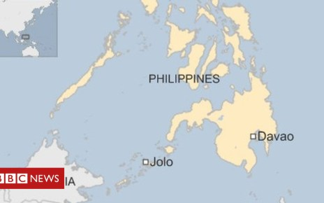 89582857 89437055 - Jolo church attack: Many killed in Philippines
