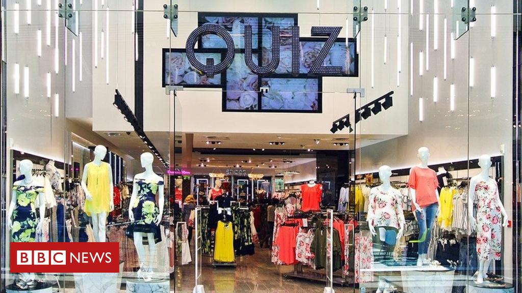 98880890 mediaitem98880889 - Fashion firm Quiz issues second profit warning