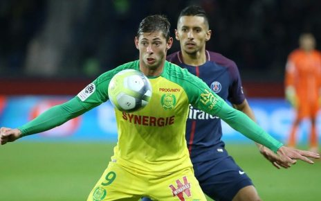p06ywn01 - Emiliano Sala: Decision due on missing plane search