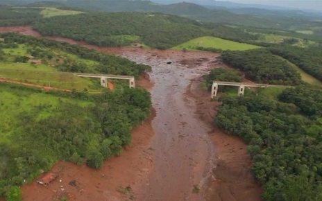 p06z5wyh - Brumadinho dam: Anger grows towards Brazil mine firm Vale