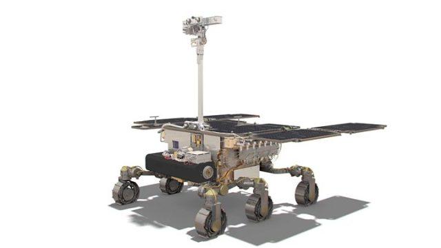 1549537767 144 Rosalind Franklin Mars rover named after DNA pioneer - Rosalind Franklin: Mars rover named after DNA pioneer