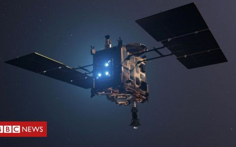 103591273 mediaitem103591272 - Hayabusa-2: Japan mission set to 'bite an asteroid'