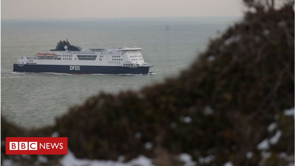 104976489 ferry1 - Government sued over no-deal ferry contracts