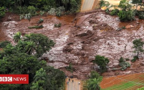 105355991 hi051919685 - Vale 'knew collapsed dam was at risk', says report