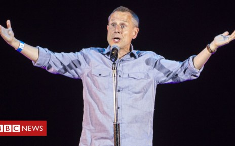 105428976 hardy2 getty - Jeremy Hardy: Comics and politicians pay tribute to News Quiz regular