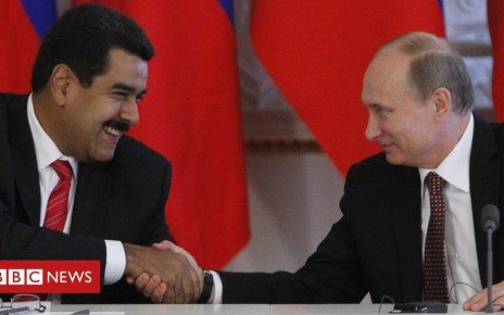 105434447 gettyimages 172160376 - Venezuela crisis: Why Russia has so much to lose