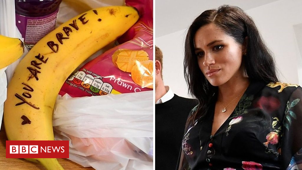 105454010 p06zsmlw - Meghan's inspirational banana messages