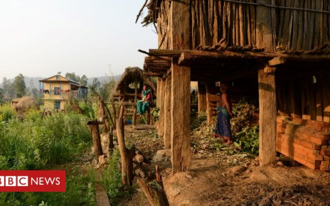 105467593 nepalhut - Nepal woman suffocates in banned 'menstruation hut'