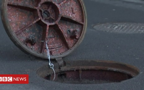 105479303 mediaitem105479302 - Belgium bank robbery: Thieves use sewers to carry out raid