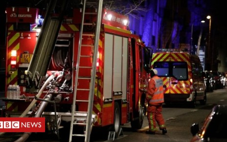 105481465 c649fc1f 06d4 4aff bd14 b41d42324b85 - Seven reported dead in Paris building fire