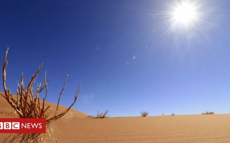 105503853 gettyimages 855520678 - Climate change: World heading for warmest decade, says Met Office