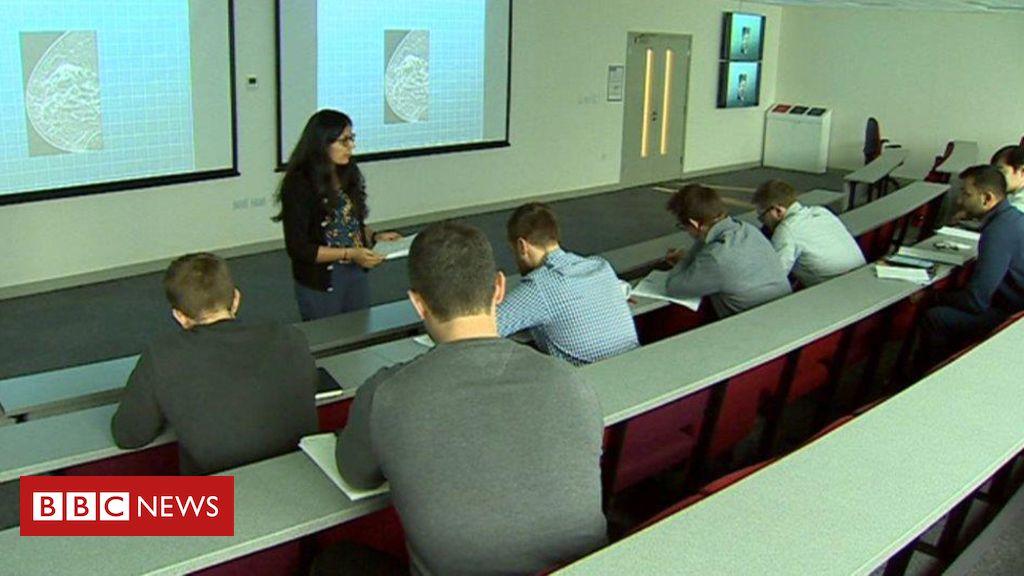 105509317 radiology4 - Pencoed academy tackles NHS Wales radiologist shortage
