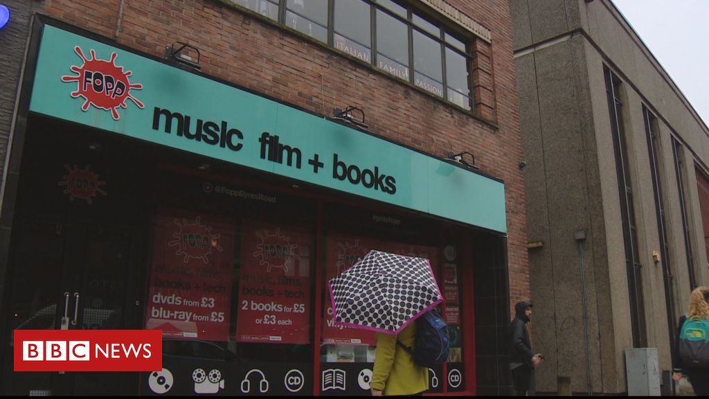 105563078 fopp3 - Glasgow Fopp music store saved after customer outcry