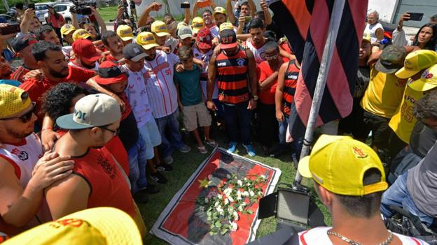 Image result for flamengo tragedy