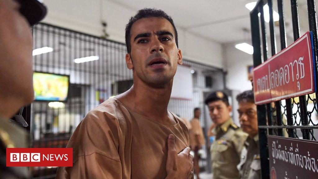 105598148 mediaitem105598144 - Hakeem al-Araibi: Thailand to free refugee footballer