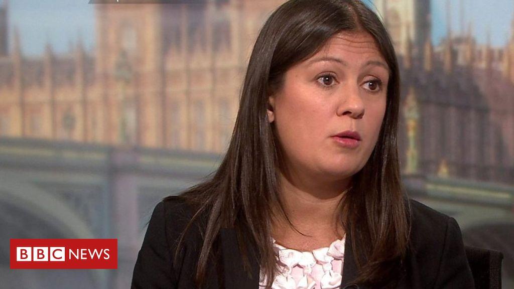 105604355 p070ktq8 - 40-60 Labour MPs could back Brexit bill - Nandy