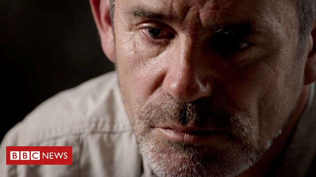 105608034 p070lk3c - Paul Conroy: 'They were being slaughtered, I wanted to tell their story'