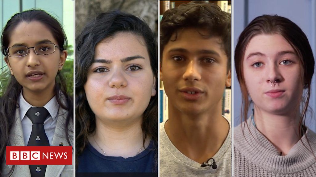 105609294 p070lyzg - Students around the world on US school shootings and their own fears
