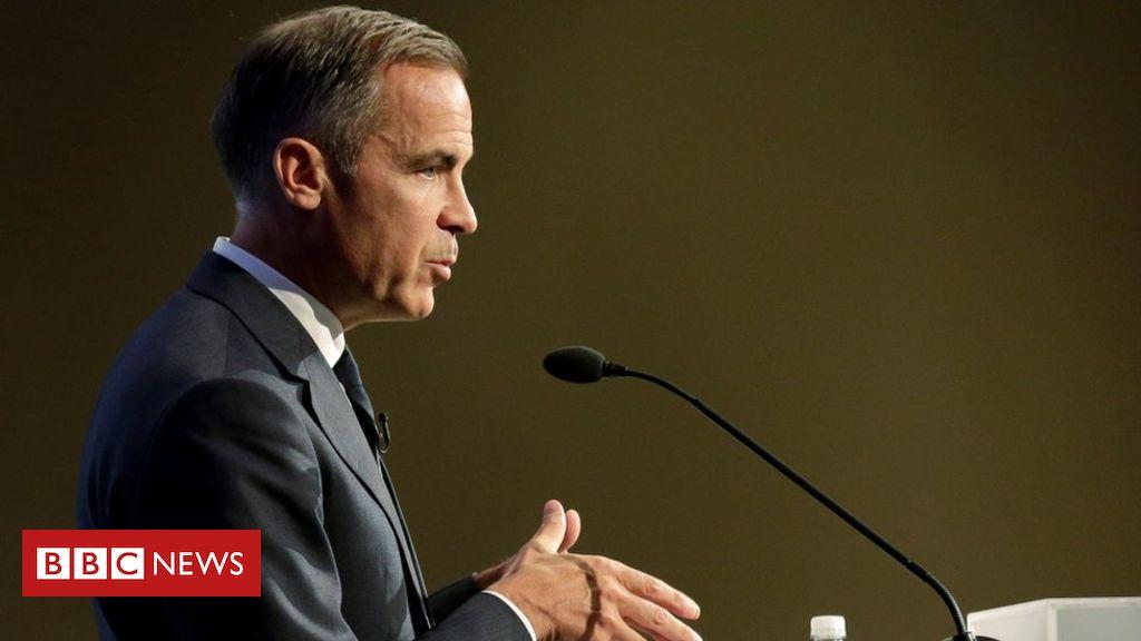 105613567 hi041805017 - Brexit: Mark Carney warns of no-deal 'economic shock'