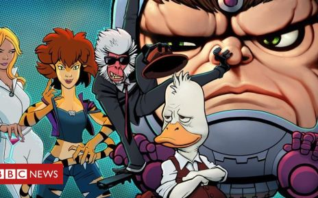 105614112 mediaitem105614111 - Kevin Smith to write Marvel's Howard the Duck TV series