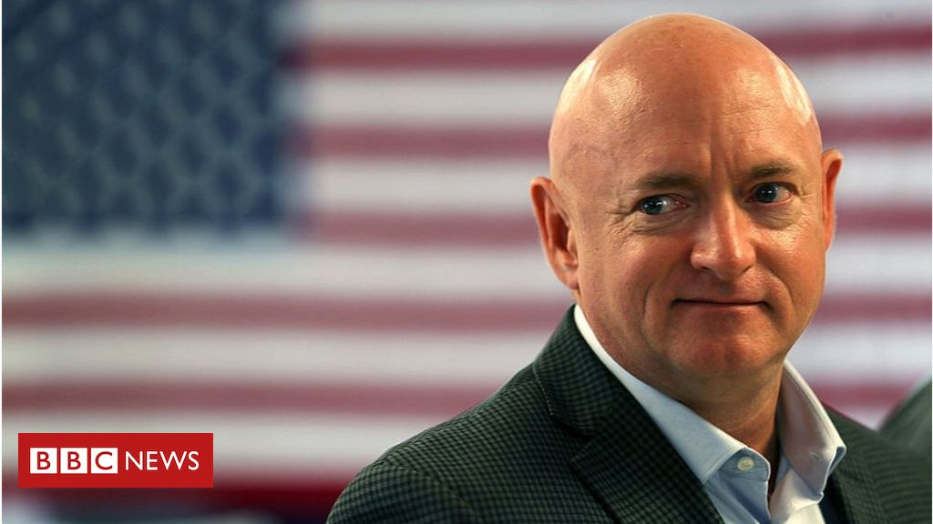 105618964 gettyimages 588670954 - Ex-astronaut Mark Kelly to run for John McCain's Senate seat