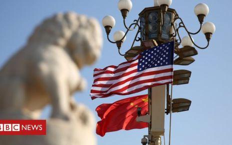 105625238 gettyimages 871521944 3 - Trade war: Trump could let China trade deadline 'slide'
