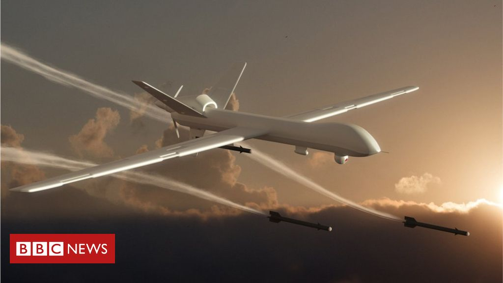 105670828 gettyimages 498699708 - Call to ban killer robots in wars