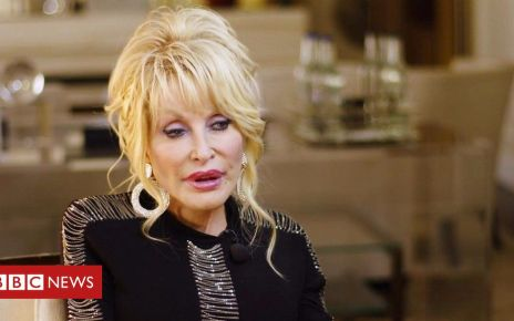 105692974 p07177d1 - Dolly Parton: Women are 'making great progress'