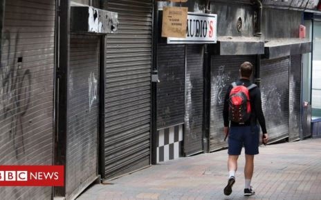 105698610 gettyimages 1029975824 - Replacing failed shops 'won't save city centres'