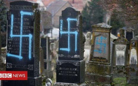 105703993 06e872a5 7e89 4dbb 88aa 21b631b3801b - Jewish graves desecrated near Strasbourg in eastern France