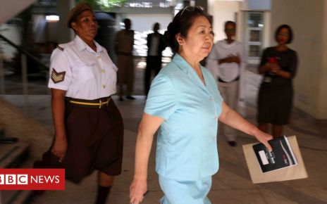 105706305 gettyimages 621051000 - 'Ivory Queen' Yang Fenglan jailed in Tanzania