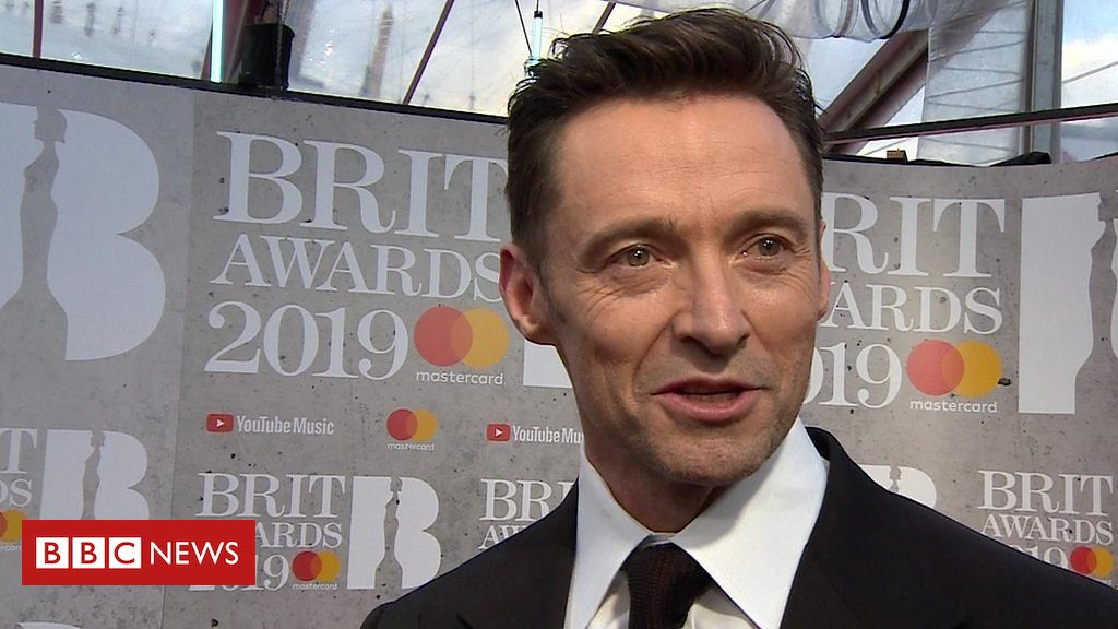 105720675 p071hmb5 - Brit Awards 2019: What's Hugh Jackman doing there?