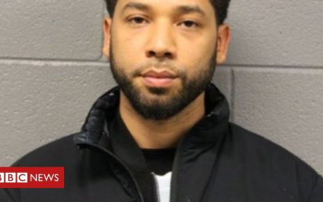 105727773 capt5123agsdure - Empire star Jussie Smollett 'staged hoax attack over salary'
