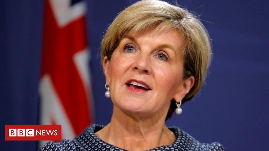 105728441 dea7a3f0 a627 4ab7 a856 84e65d5b835d - Julie Bishop: Ex-contender for Australian PM to leave politics