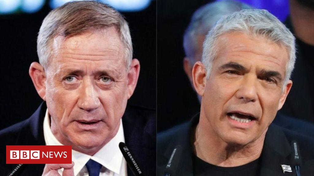 105732024 b257f043 5d83 4488 83cf 6b6d2e3d035e - Israel elections: Netanyahu challengers Gantz and Atid join forces