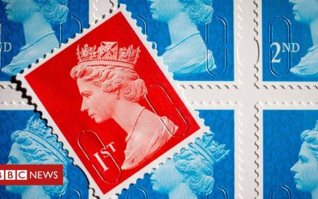 105745599 stamps - Royal Mail 'sorry' for rising stamp price above cap