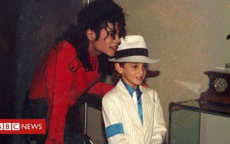 105752388 leaving neverland2 - Michael Jackson estate sues HBO for $100m over Leaving Neverland film