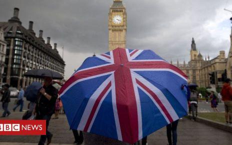 105758226 brexitumbrella - Ministers spend £100m on Brexit help