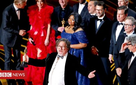 105775994 oscars 47 - Oscars 2019 pictures: The best of the ceremony