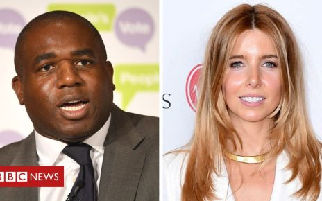 105837862 lammy getty dooley pa - Comic Relief 2019: MP Lammy speaks out after donations drop