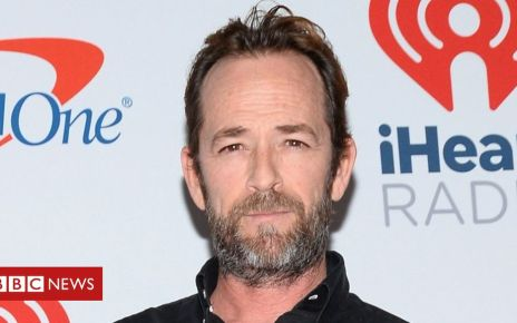 105841784 gettyimages 1038193326 - 90210 actor Luke Perry suffers stroke