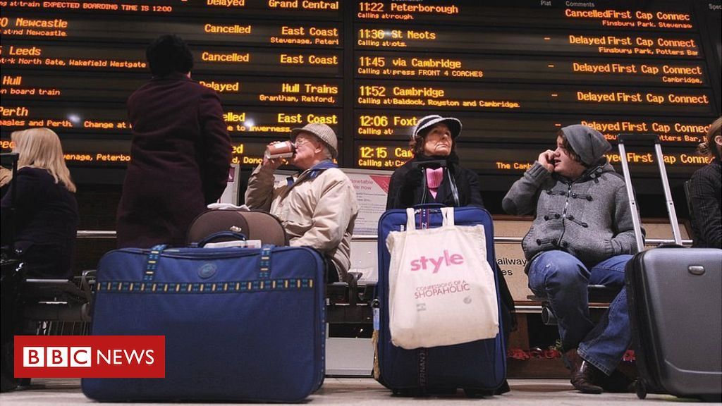103513479 gettyimages 107711915 - Govia Thameslink rail firm fined over chaotic timetable launch
