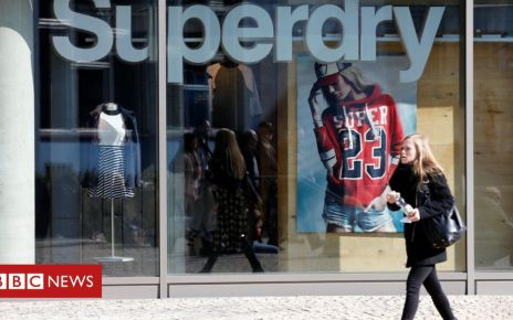 103998389 superdry - Superdry issues profit warning