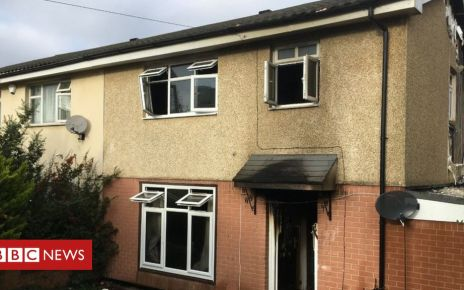 104354934 house1511 - Boy, five, dies months after house fire in Rugby