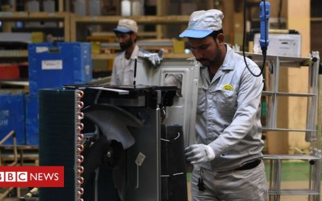 105501794 gettyimages 1068130634 - India election 2019: Are promises being kept on industrial growth?